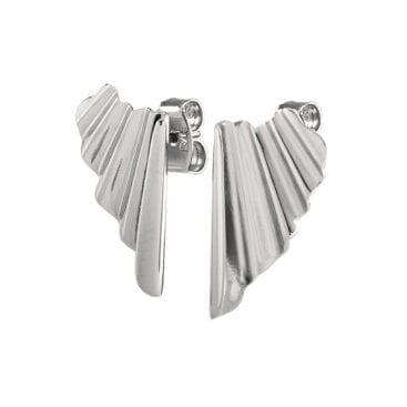Dyrberg/Kern – Blida Örhängen, silver