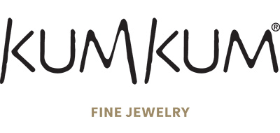 Kumkum – Sign -> Arrow Bangle armband, guld