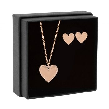 Snö of Sweden – Mii Heart Set, silver