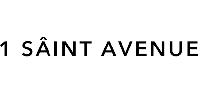 1 Sâint Avenue – Independant Örhängen, silver