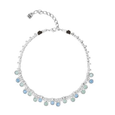 Uno de 50 – Tesoro Halsband, silver