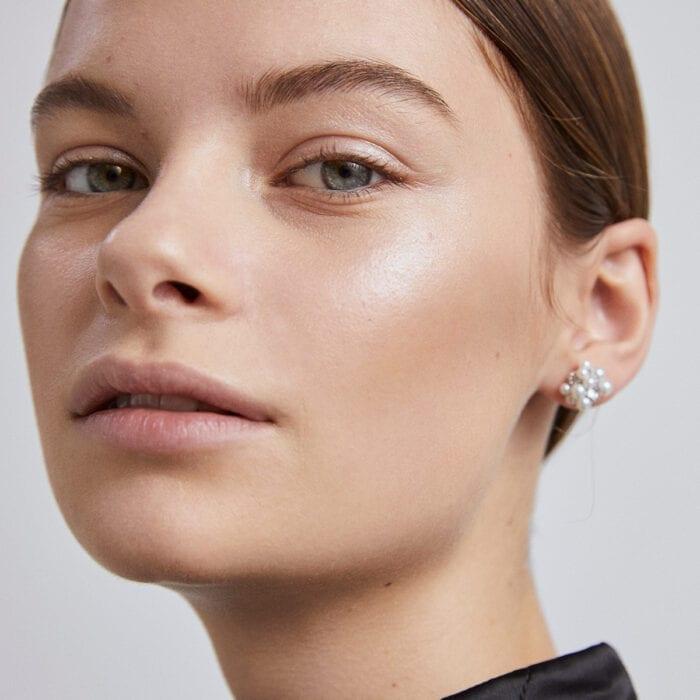 Popcorn-earrings