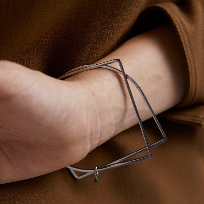 Raw-bracelet