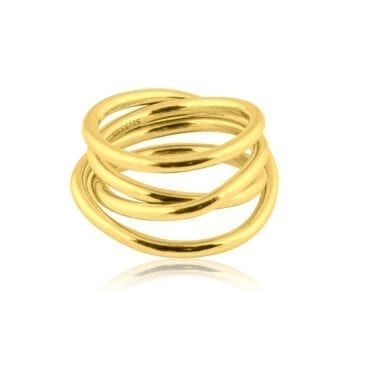 Sophie by Sophie – Chaos ring, guld