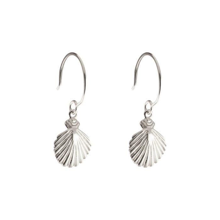 ES1115-1-Beaches-Shell-earrings-silver