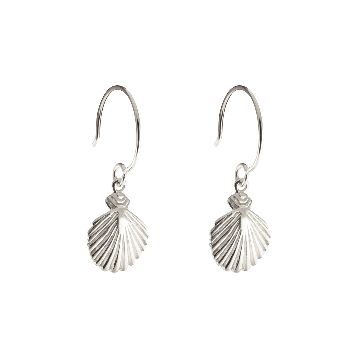 ES1115-1-Beaches-Shell-earrings-silver