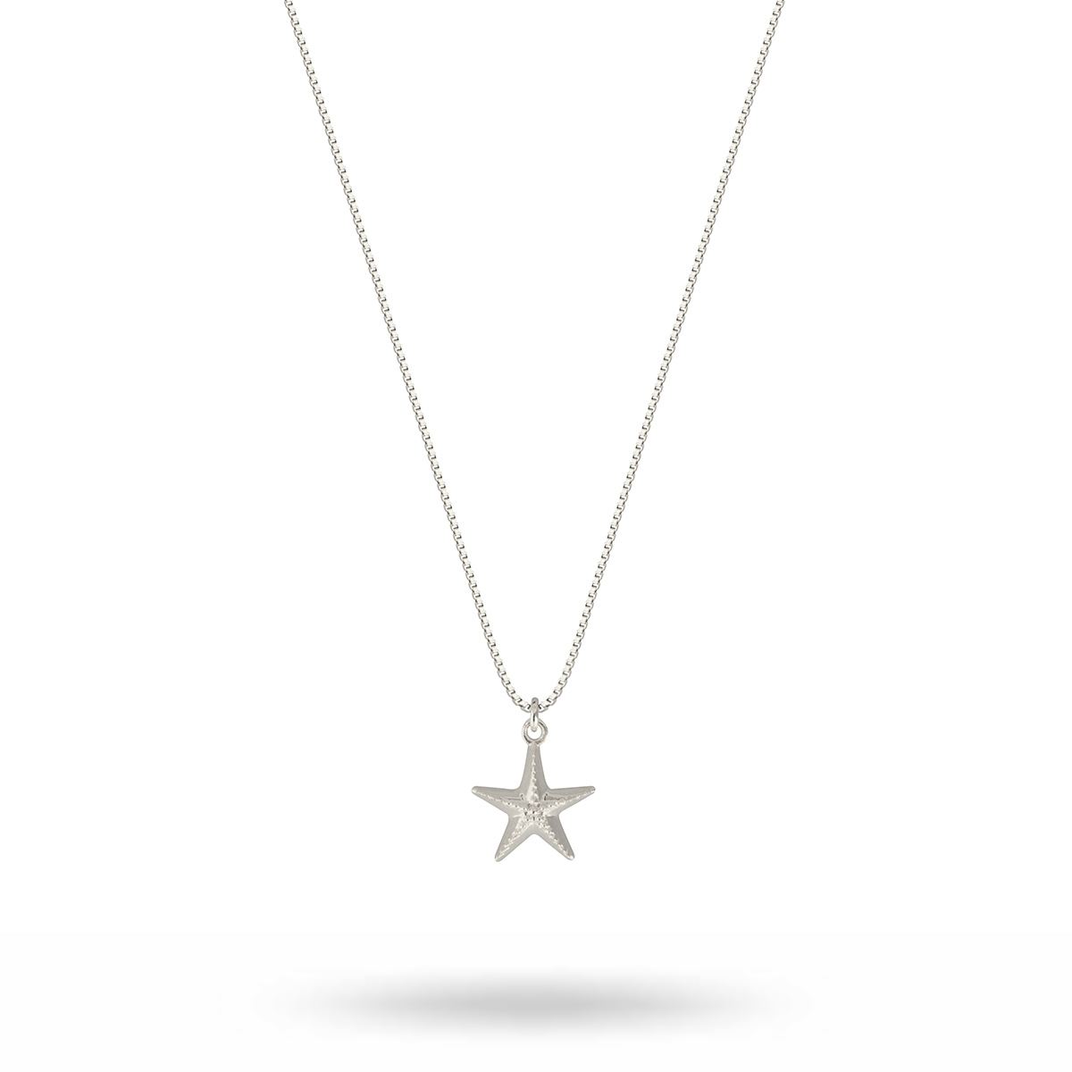 NS1239-1-Beaches-Starfish-necklace-silver