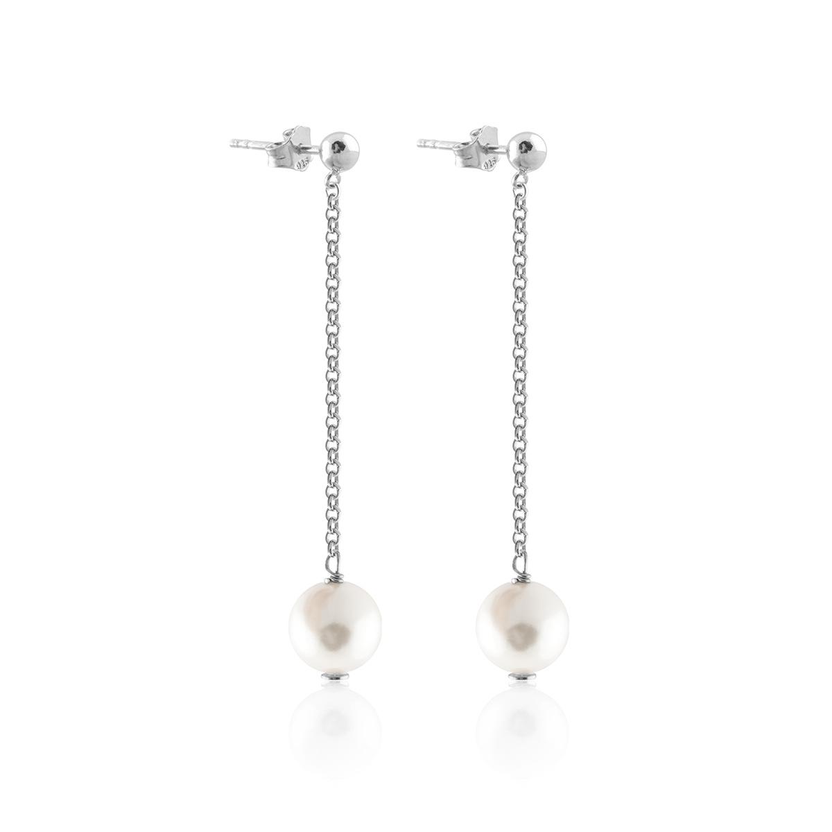 Sophiebysophie_Pearl_chain_earrings_