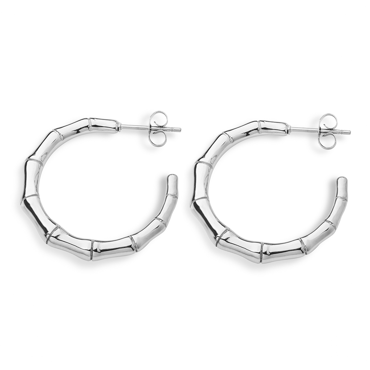 bamboo-earrings-silver