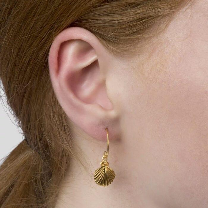 shell-earring