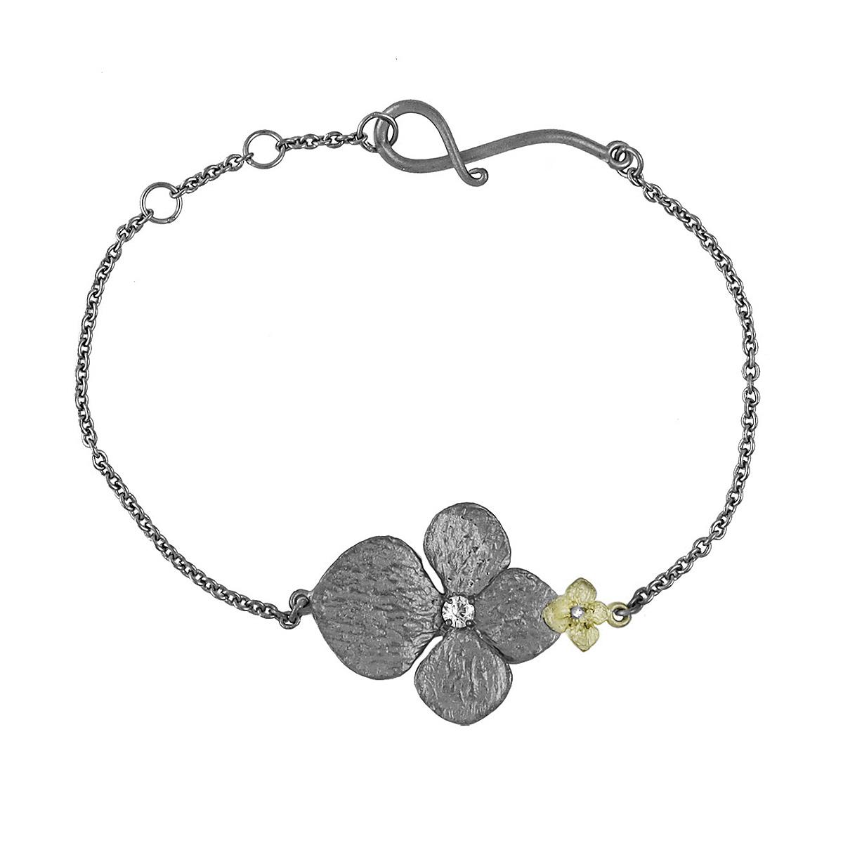 a2304-hydrangea-armband-brons