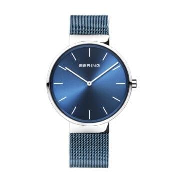 Bering –Classic Klocka, Blue Steel