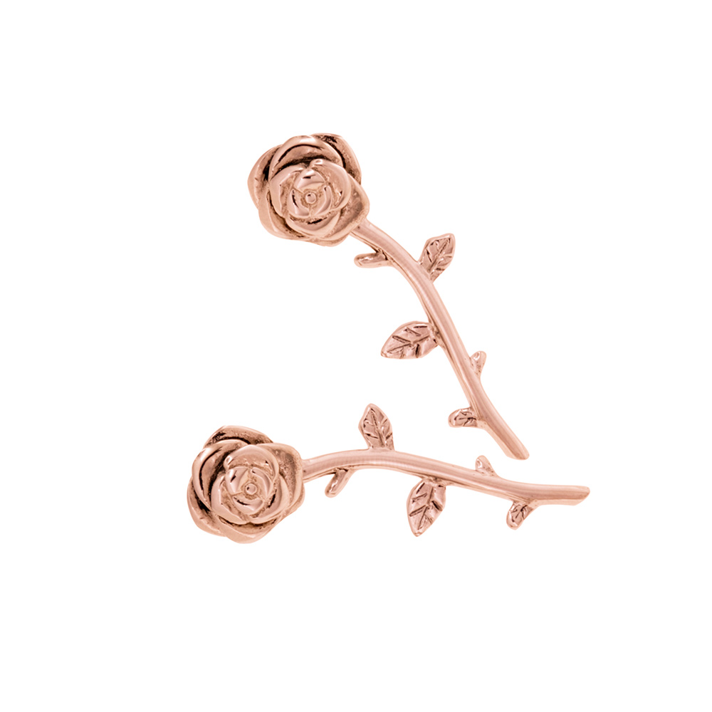 Kim-with-a-twig-earring-rose