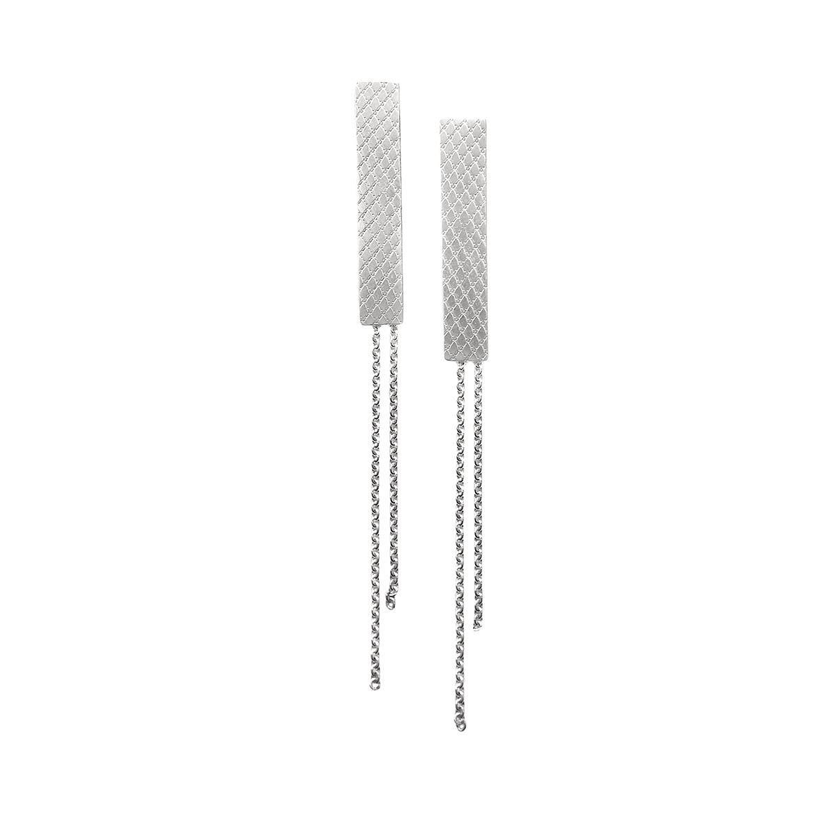Wire-earrings