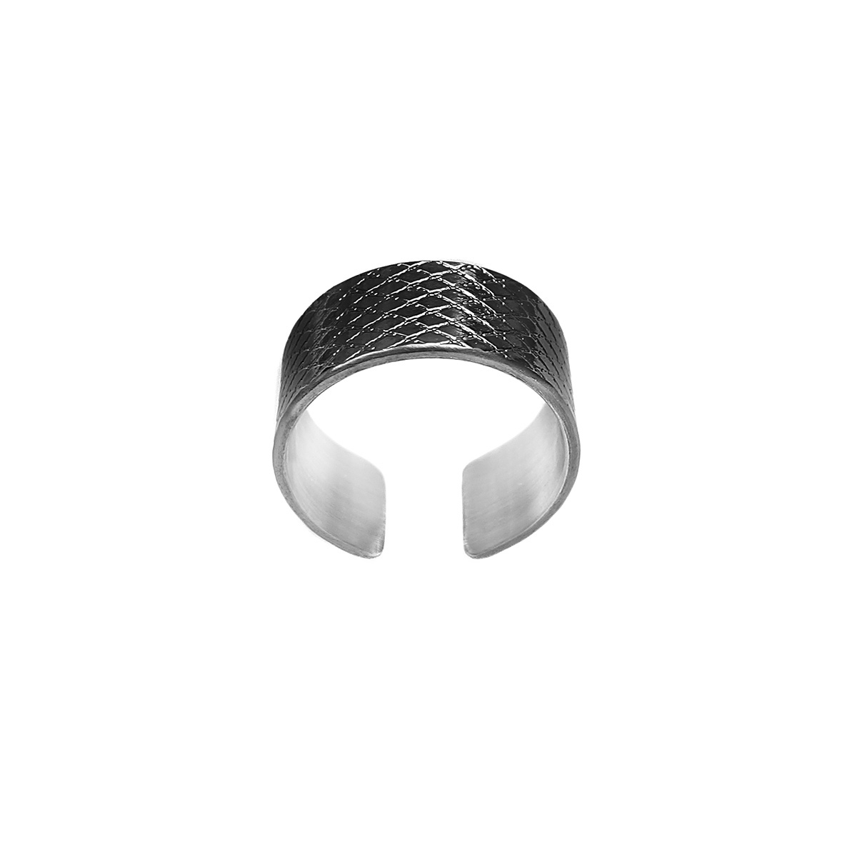 Wire-open-oxidized-ring
