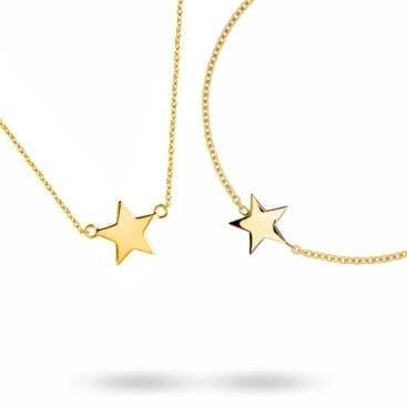 Sophie by Sophie – Mini star set, guld