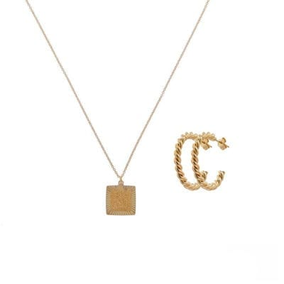 CU Jewellery – Two set, silver