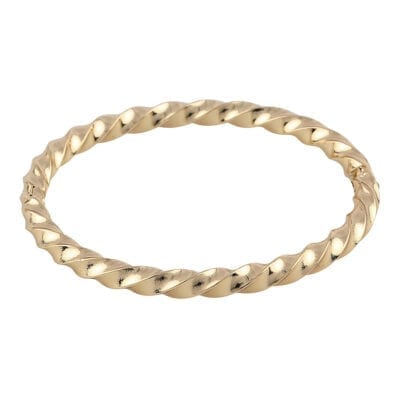 Snö of Sweden – Turn round armband, guld