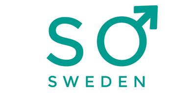 So Sweden - Herrarmband, grön/svart