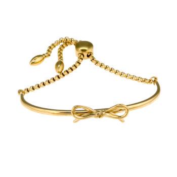 Ingnell Jewellery – Molly Mini Bangle Armband, silver