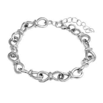 Ingnell Jewellery – Victoria Armband, silver