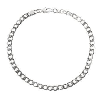 Dyrberg/Kern – Jeanis Halsband, silver
