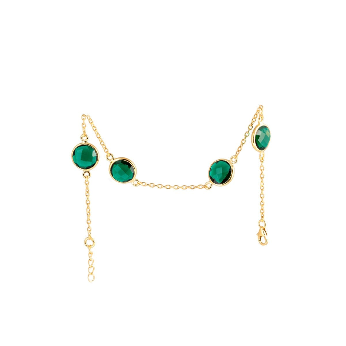 Michelle-Golden-Emerald-hange