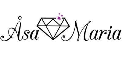 Åsa Maria – Noomie Halsband, guld/purpur