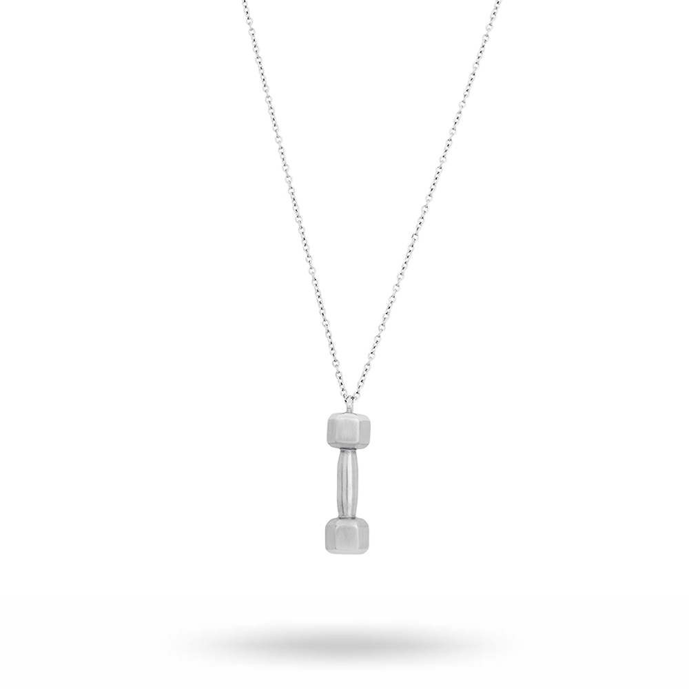 barbell-necklace