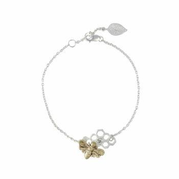 Lotta Jewellery – Honey Sweet Armband, brons