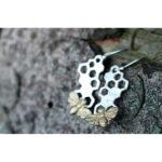 bronze-earrings-black