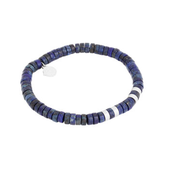 By Billgren –Armband, lapis lazuli