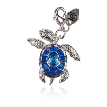 Kokono – Berlock Havsköldpadda, blå