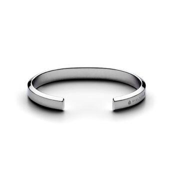 Skultuna - Icon Cuff armband, silver