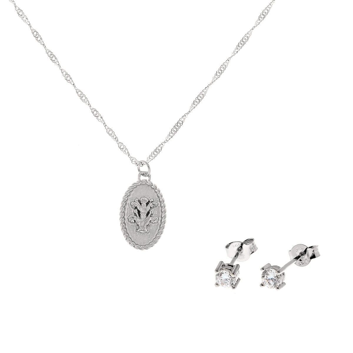 two-set-silver