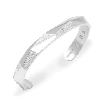 TREEM – Antarktis armband, silver