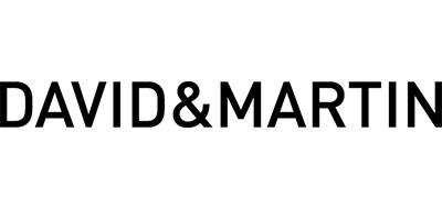 David&Martin – Chicken Feet Örhängen, guld