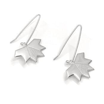 Tess Jordan Jewelry – Stardust örhängen, silver