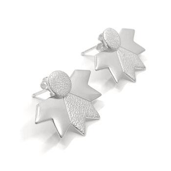 Tess Jordan Jewelry - Stardust Ear jackets örhängen, silver