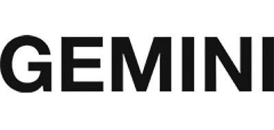 Gemini - Halsband Aria, guld