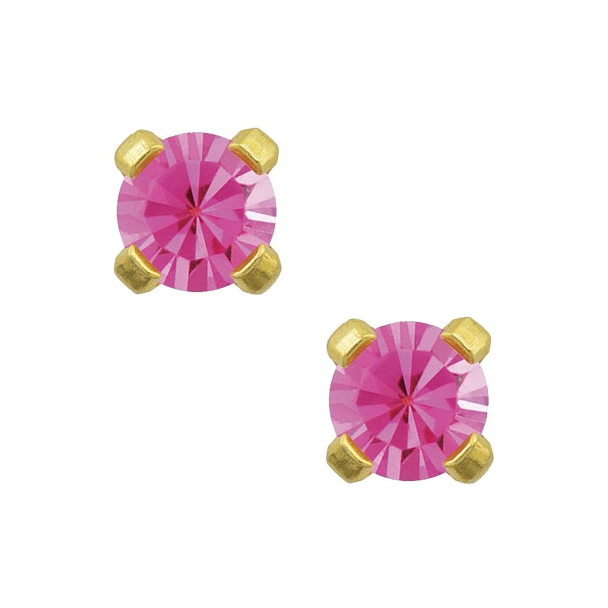 studex-tiny-tips-october-rose-gold-plated-earrings
