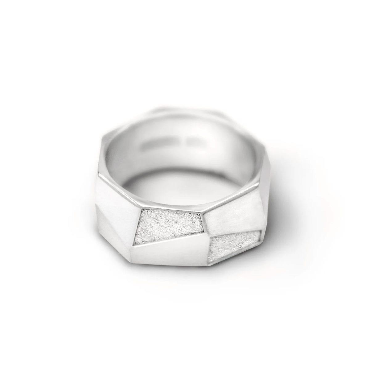 antarktis-silverrring