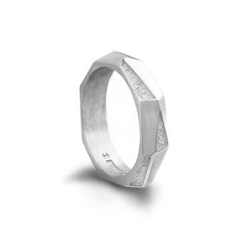 TREEM - Antarktis ring, silver