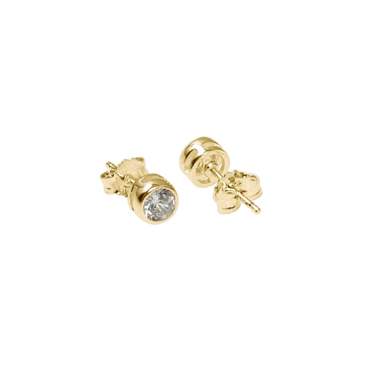cubic-earring-gold