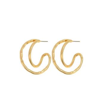 Dansk Copenhagen - Infinity Multi Halsband, Guld