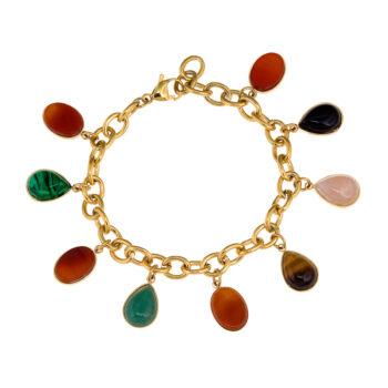 Ingnell Jewellery – Alicia Armband, guld