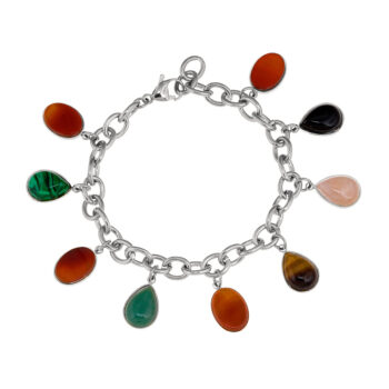 Ingnell Jewellery – Alicia Armband, silver