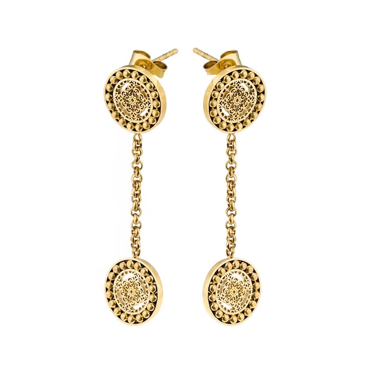 Steffie-coin-earring-gold-
