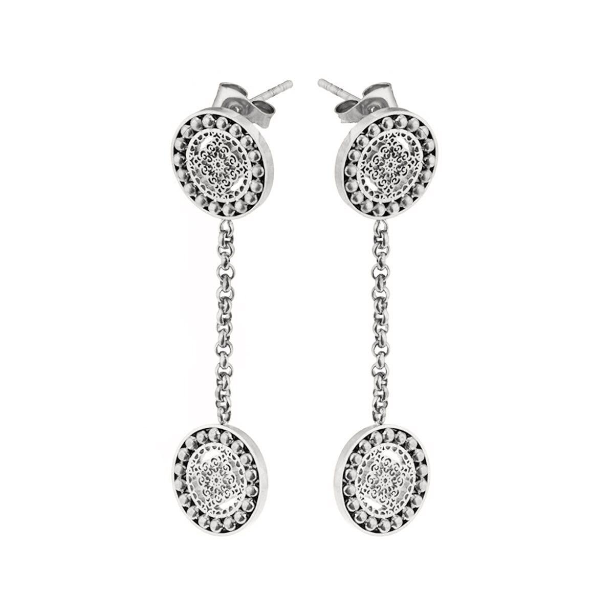 Steffie-coin-earring-silver