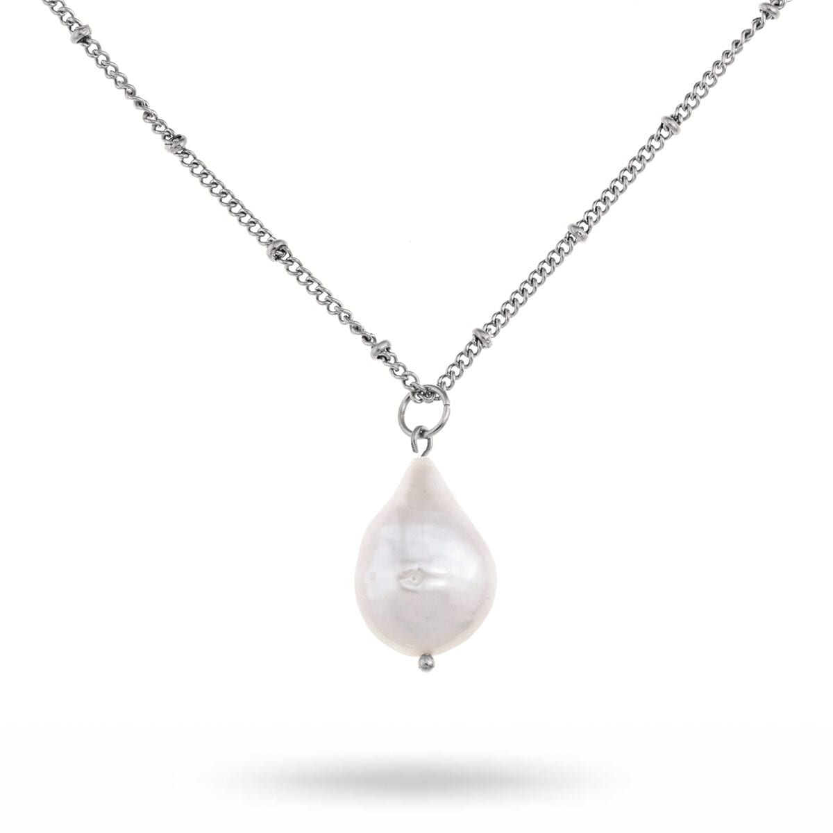 Theodra-necklace-silver